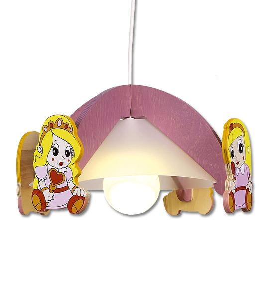 Illuminazione scatole trasparenti in - Lampadario cameretta bambina ...