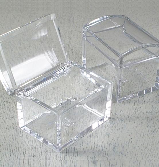 Cofanetto plexiglass
