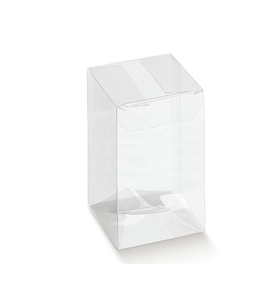 Scatola acetato trasparente in pvc scatole for Ikea scatole plastica