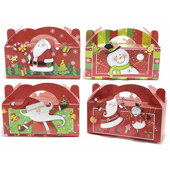 Famoso Buste scatole di Natale, Scatole Discount.it - Trasparenti, in  VU86