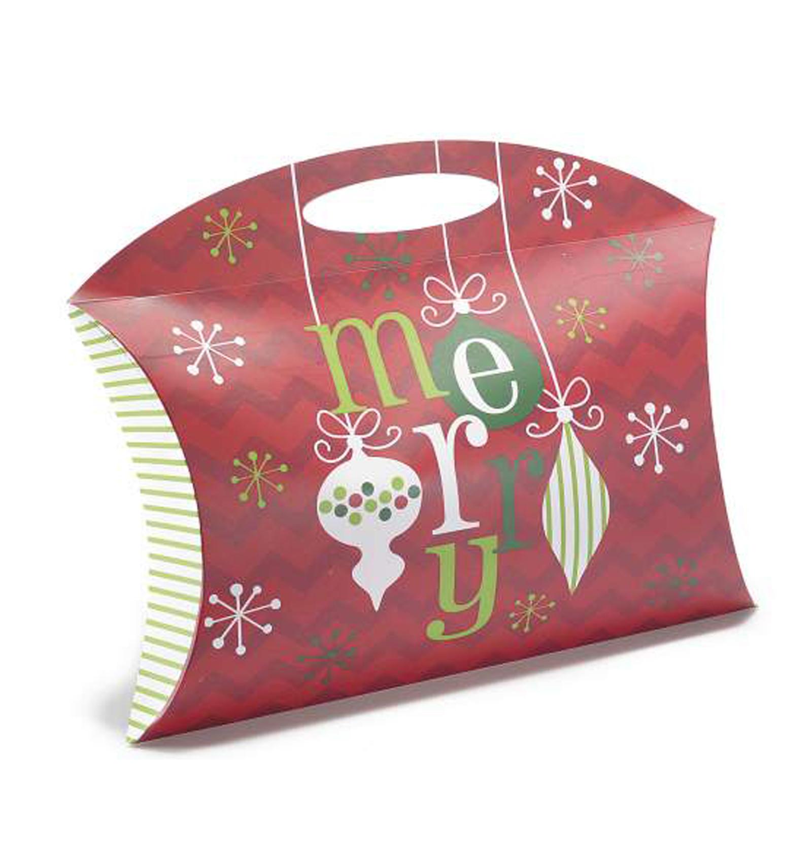 Scatole di cartone natalizie ym37 regardsdefemmes for Regalo per cognata natale