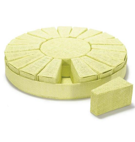 Top Torte Portaconfetti, Scatole Discount.it - Trasparenti, in cartone  TF75